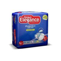 Picture of Sanita Elegance Adult Night Diapers, Large - Carton Of 40 Pcs