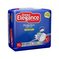 Picture of Sanita Elegance Adult Diapers, X-Large - Carton Of 40 Pcs
