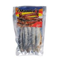 Picture of Manila's Gourmet Dried Sardines Fish Tuyo, 100g - Carton of 24