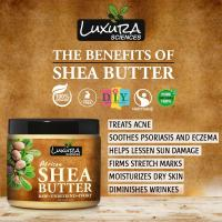 Picture of Luxura Sciences Raw Unrefined African Shea Butter - Ivory