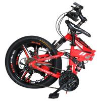 Picture of Flying Pigeon MTB Steel Foldable Mountain Bicycle - 20 Inch