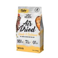 Picture of Absolute Holistic Air Dried Cat Diet, Lamb & Salmon, 500g - Carton Of 12 Pcs