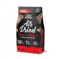 Picture of Absolute Holistic Air Dried Dog Diet, Beef & Venison, 1kg - Carton Of 6 Pcs