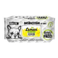 Picture of Absolute Pet Absorb Plus Antibacterial Lemon Pet Wipes - Carton of 12 Packs