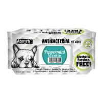 Picture of Absolute Pet Absorb Plus Antibacterial Peppermint Pet Wipes - Carton of 12 Packs