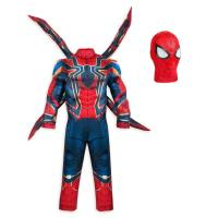 Picture of Fancy Dess Wale Iron Spider BOY Dress with Pullover mask -Infinity war Spider Suit,
