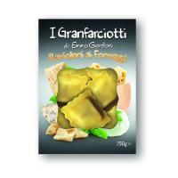 Picture of Emma Giordani I Granfarciotti Cheese Ravioli Pasta, 250g - Carton of 8