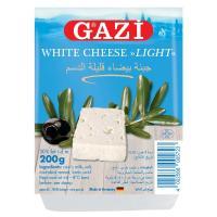 Picture of Gazi Light White Fetta Cheese, 200g - Carton of 12