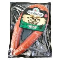 Picture of Greenhill Farm Smoked Turkey Sausage, 396g - Carton of 20