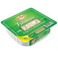 Picture of President 9% Traditional Cottage Cheese, 200g - Carton of 12
