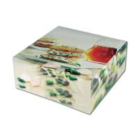 Picture of Al Bayader Sweet Delight Cardboard Cake Box, 23 x 23 x 10cm - Carton of 50 Pcs