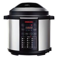 Picture of Nikai Digital Electric Pressure Cooker, 1000W, Black, NEP682D1