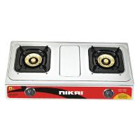 Picture of Nikai Double Burner Gas Stove, NG842SFN