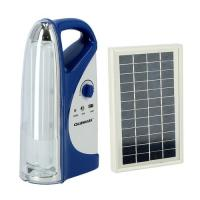 Picture of Olsenmark 36 LEDs Solar Emergency Lantern, OME2652, Blue - Carton of 8 Pcs