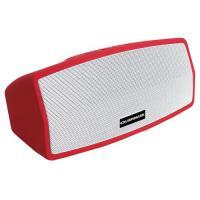 Picture of Olsenmark Portable Bluetooth Speaker, OMMS1190, Red - Carton of 20 Pcs