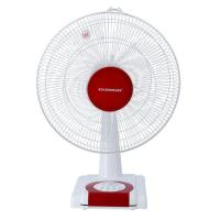 Picture of Olsenmark Table Fan, OMF1700, 16 Inch, Red - Carton of 2 Pcs