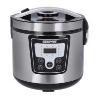 Picture of Geepas Multipurpose 12 Cooking Functions Digital Multi Cooker, GMC35031, 1.8L