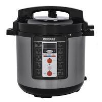 Picture of Geepas Multipurpose 14 Cooking Programs Digital Multi Cooker, GMC35032, 6L