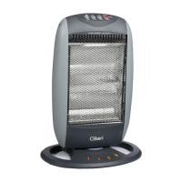 Picture of Clikon Halogen Room Heater, Grey, CK4209