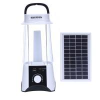 Picture of Krypton Solar LED  Lantern, Multicolor, KNSE5345, Carton of 8Pcs