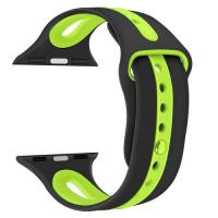Picture of Promate Silicone Strap with Pin Lock for Apple Watch Series 42/44mm, M/L