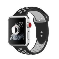 Picture of Promate Silicone Band Double Lock Pin for Apple Watch Series 38/40mm, M/L