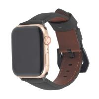 Picture of Promate Leather Band with Metal Lock for Apple Watch Series 42/44mm, M/L