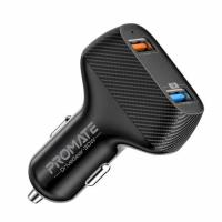 Picture of Promate Ultra-Fast 30W Qualcomm Car Charger