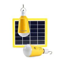 Picture of Promate Portable Solar LED Camping Light with Hook and Built-in Powerbank