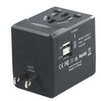 Picture of Promate Innovative Multi-Regional Travel Adaptor for USB-Charged Devices