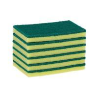Picture of Royalford 6 Pcs Rosele Wilkin's Sponge Scrubber Set, RF4868 SS