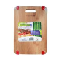 Picture of Royalford Carbonized Organic Bamboo Cutting Board, RF8686, 37x25.5x1.3cm