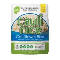 Picture of Full Green Steamed Cauli Rice, 200 grams - Carton of 6 Packs
