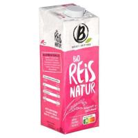 Picture of Berief Natural Organic Rice Soy Drink, 1L - Carton of 8 Packs