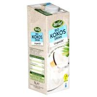 Picture of Berief Unsweetened Organic Coconut Drink, 1L - Carton of 8 Packs