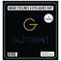 Picture of Koko Magnetic Magic Eyelines & Eyelashes Suit, Carton of 12 Pack