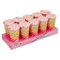 Picture of Yan Yan Strawberry Cream Dip Stick, 50g, Carton Of 80 Pcs