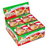 Picture of Yupi Pizza Shaped Gummy, 23g, Carton Of 6 Packs