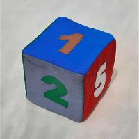 Picture of Toddle Care Square Foam Number Blocks - Pack Of 3