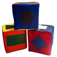 Picture of Toddle Care Square Foam Shape Blocks - Pack of 3
