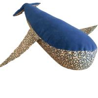 Picture of Toddle Care Children Soft Stuffed Whale Fish Toys