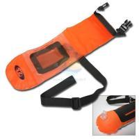 Picture of RTM Waterproof Mobile Pocket, Orange & Black