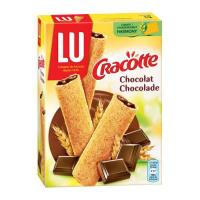 Picture of LU Cracotte Craquinette Chocolate Dry Bread, 200g - Carton of 12