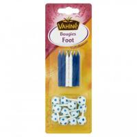 Picture of Vahine Accessories Football Candles, 33g - Carton of 10