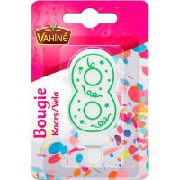 Picture of Vahine Accessories Figure Candle of 8, 30g - Carton of 12