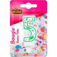 Picture of Vahine Accessories Figure Candle of 5, 30g - Carton of 12