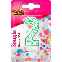 Picture of Vahine Accessories Figure Candle of 2, 30g - Carton of 12