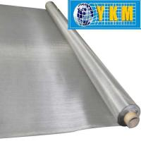 Picture of YKM 304 Stainless Steel Plain Woven Mesh, No.150, 1.3x30m, Silver