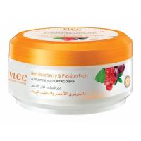 Picture of VLCC Red Bearberry & Passion Fruit All Purpose Moisturizing Cream, 150ml, Carton Of 24 Pcs