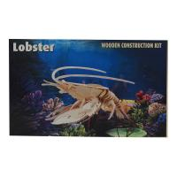 Picture of Precise Lobster Wooden Puzzle - Carton of 60 Pcs